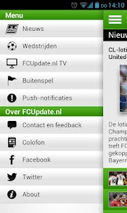 FCUpdate.nl - screenshot thumbnail
