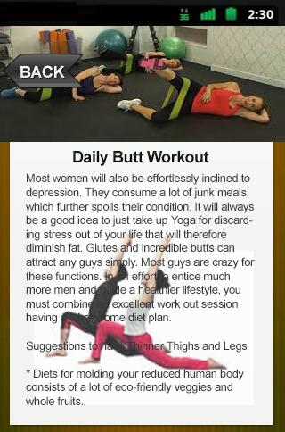 Daily Butt Workouts