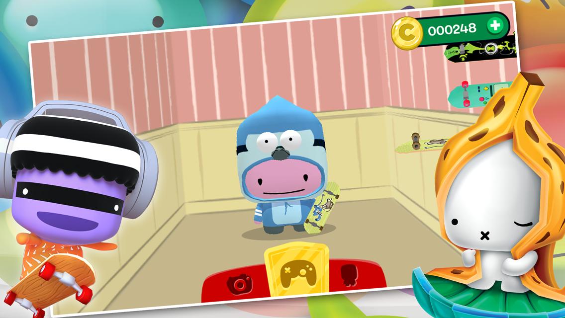 Toonix- screenshot
