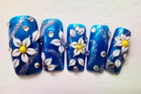 Nail art designs set 2 android apps on google play nail art designs set 2 screenshot thumbnail prinsesfo Image collections