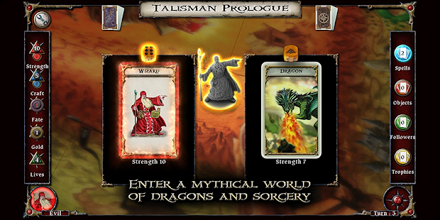 Talisman: Prologue Screenshot 2