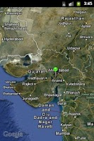 Screenshot of LBS Gujarat Darshan