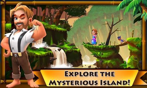 Shipwrecked Lost Island Story Screenshot 12