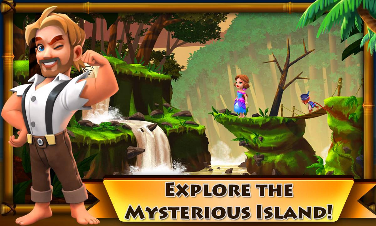 Shipwrecked: Lost Island - screenshot
