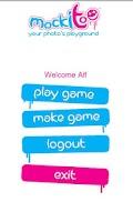 Screenshot of Mockitoo-play your reality