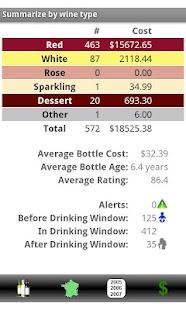 Wine Tracker Pro- screenshot thumbnail