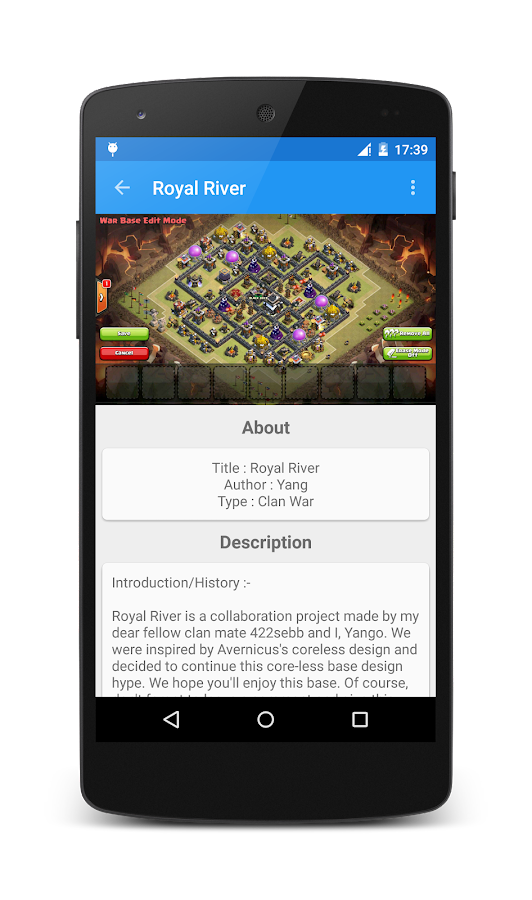 Guide for COC- screenshot