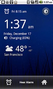 Smarter Alarm - screenshot thumbnail