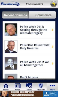 PoliceOne - screenshot thumbnail