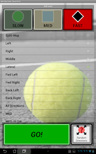 Sports Split Step Tennis Plus- screenshot thumbnail