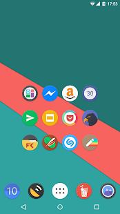 Kiwi UI Icon Pack - screenshot thumbnail