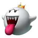KingBoo Super Mario