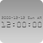 Widget Clock_MDS101 icon