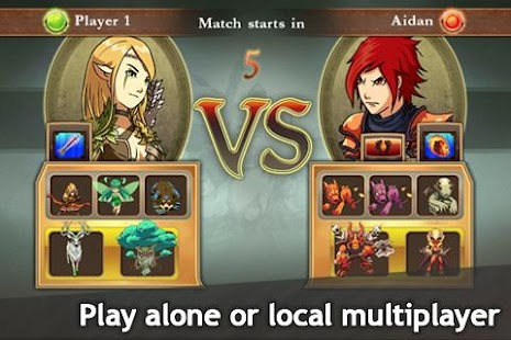 M&M Clash of Heroes - screenshot thumbnail