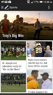 FOX28 WSJV News- screenshot thumbnail