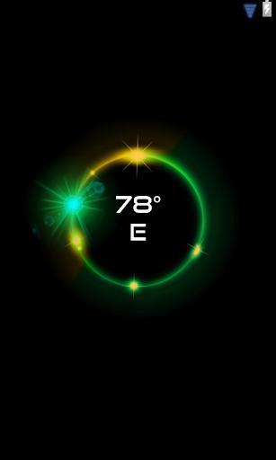 Glow Compass