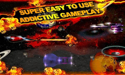 A POSEIDON Space Wars Racing - screenshot thumbnail