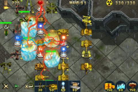 Army Defense Free - screenshot