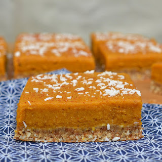 Chai Spiced Pumpkin Bars.