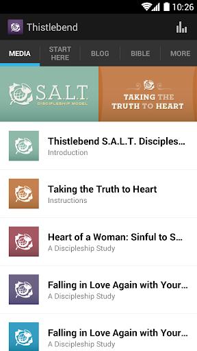 Thistlebend Discipleship