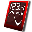 GPS Speed Graph icon