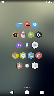 Icon Pack - True White | AppBrain Android Market