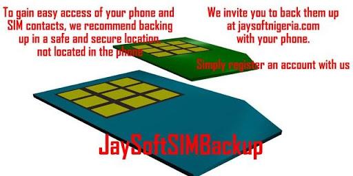 JaySoftSIMBackup