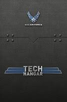 Screenshot of USAF Tech Hangar