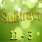 Subtraction Creator