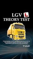 Screenshot of LGV Theory Test (UK)