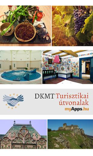 DKMT Touristic routes