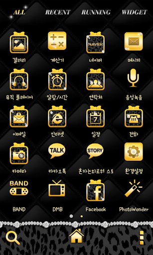【免費個人化App】Chic Dodol launcher theme-APP點子