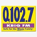 Q102.7 KBIQ logo