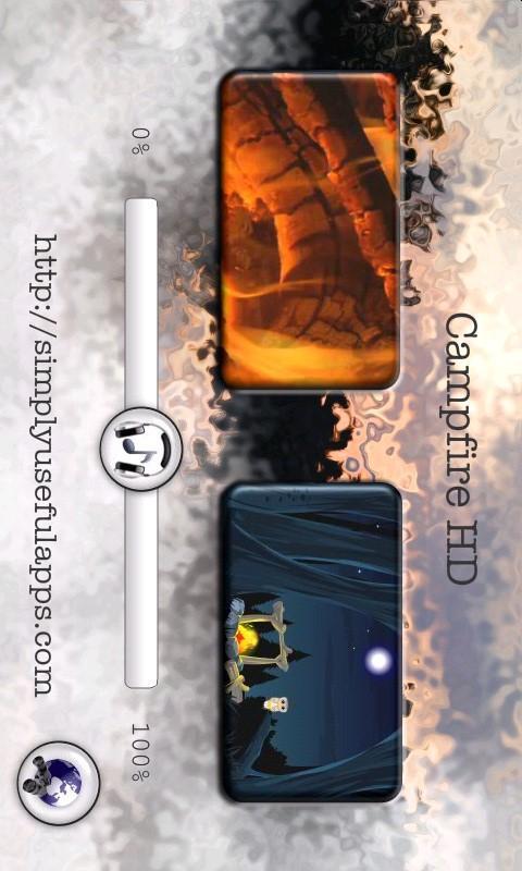 Campfire HD- screenshot