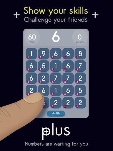 Plus: a math game 1.1.2 screenshots 1