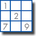 Count To Nine Sudoku logo