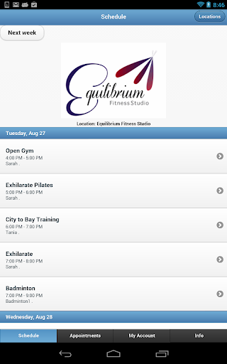 Equilibrium Fitness Studio