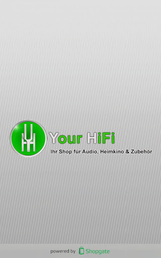 Your HiFi - Online Shop