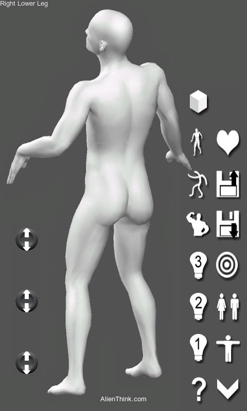 Pose Tool 3D- screenshot