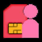 聯絡人管理器 icon