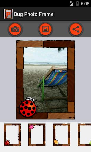 【免費攝影App】Bug Photo Frame-APP點子