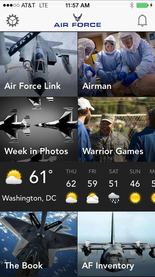 AF Link- screenshot