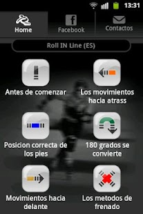 Roll IN Line (ES) Lite- screenshot thumbnail