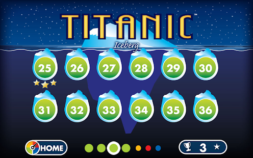 Titanic Lite by SmartGames- screenshot thumbnail