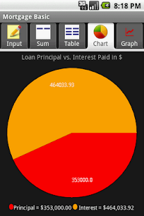 Mortgage Basic - screenshot thumbnail