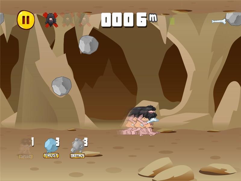 KRIG! Caveman Rescuer
