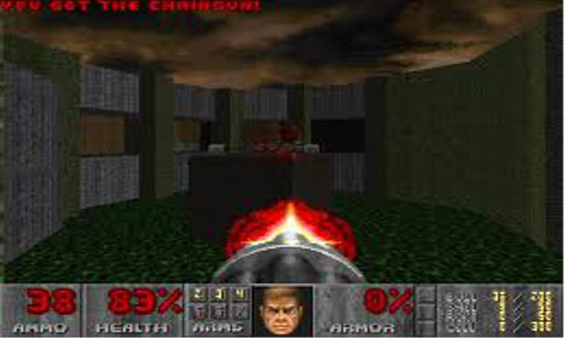 Prboom Doom - screenshot