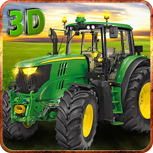 Real Farm Tractor Simulator 3D