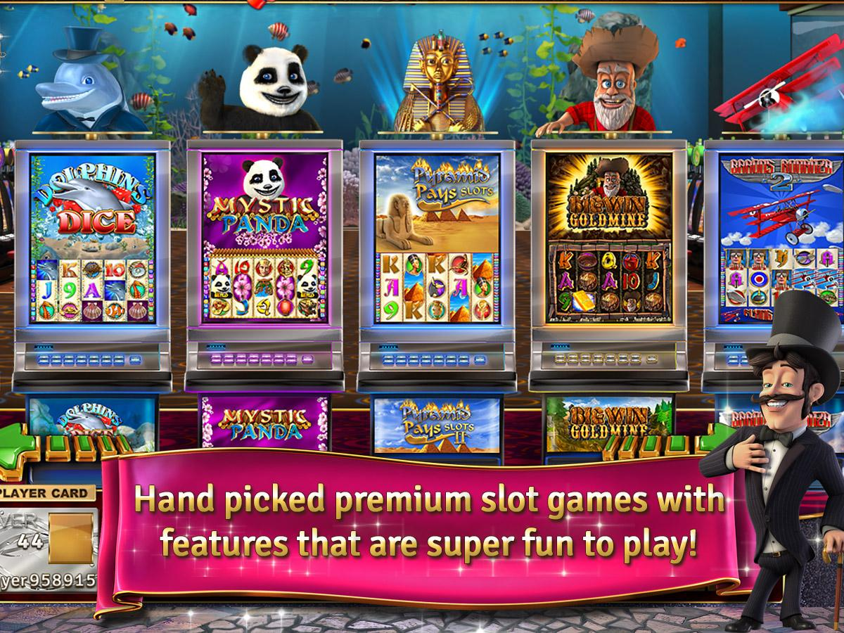 pokie magic casino slots