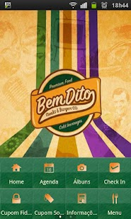 BemDito Steaks & Burgers Co.: miniatura da captura de tela